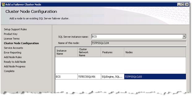 SQL Freelancer SQL Server Cluster Installation