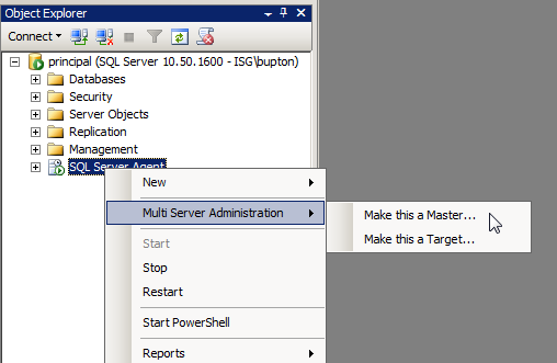 SQL Freelancer Multi Server Administration