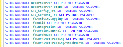 SQL Freelancer SQL Server Mirroring Service Pack