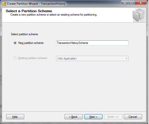 SQL Freelancer SQL Server Partition Wizard