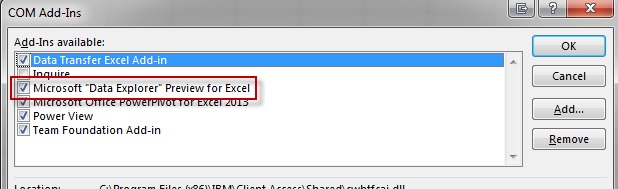 SQL Freelancer SQL Server Excel Data Explorer Power Query BI