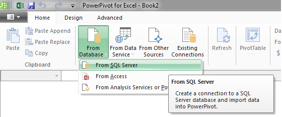 SQL Freelancer SQL Server PowerPivot KPI
