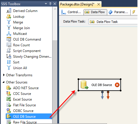 SQL Freelancer SQL Server SSIS Sort Task Transformation Data Flow