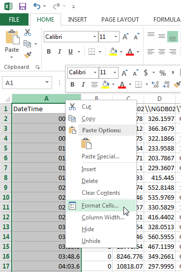 SQL Freelancer SQL Server Perfmon Graph Excel