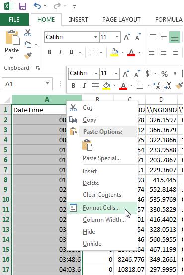 SQL Freelancer SQL Server Perfmon Graph Excel